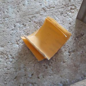 am folosit smirghel de granulatie 320 pentru slefuirea suprafetelor dupa uscarea grundului