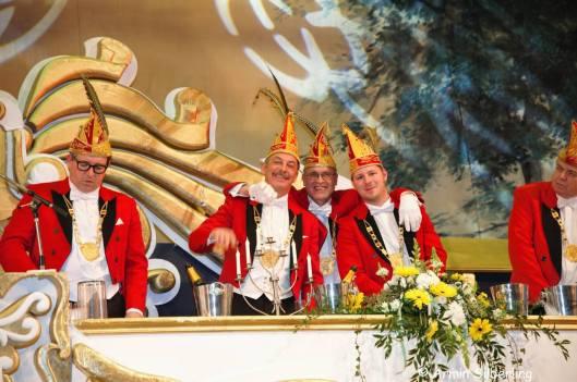 Prunksitzung Fidele Burggrafen 2018