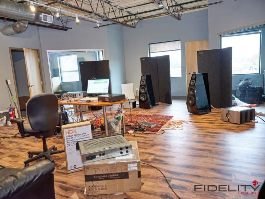 PS Audio Besuch 2018 in Boulder, Colorado