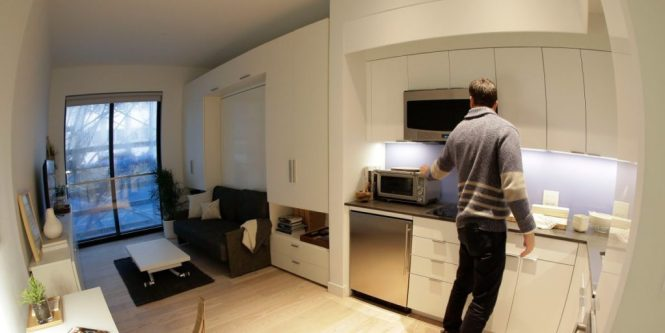 1 A Garage Converted Into Studio Apartment To Or Lease