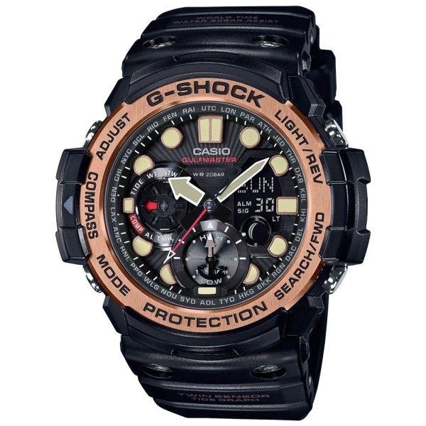 CASIO Mens Watch GN-1000RG-1AER