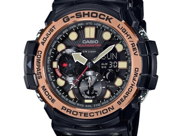 CASIO Mens Watch GN-1000RG-1AER