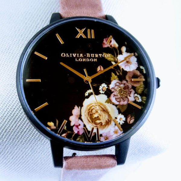 BNIB Ladies Olivia Burton After Dark Watch OB16AD26