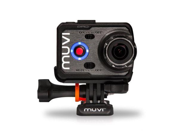 Veho VCC-007-K2PRO Muvi K-Series K-2 Pro 4k 1080p HD WiFi sport camera 12MP