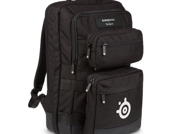 Targus TSB941EU SteelSeries Sniper Gaming Backpack - Black