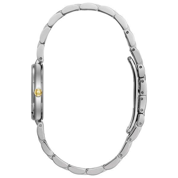 Bulova Ladies Designer Watch Stainless Steel Bracelet - 98L226 3