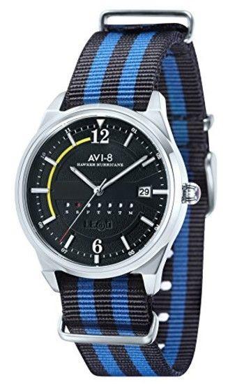 AVI-8 Hawker Hurricane Black Dial Mens Watch 4044-02 2