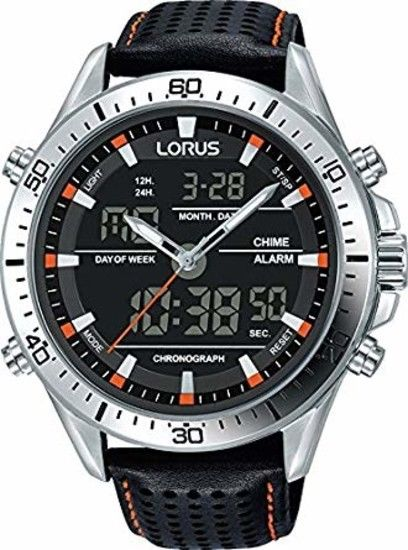 Lorus Sport RW637AX9 Mens Chronograph very sporty