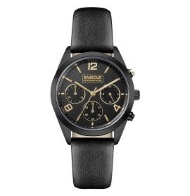 Barbour BB012BKBK International Ladies Cleadon Black Watch