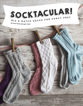 Socktacular Book Cover