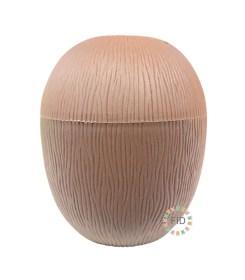 Vaso con Forma de Coco