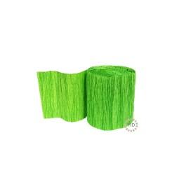 Rollo de Crepe Verde