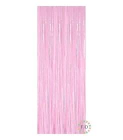 Cortina Rosado Pastel