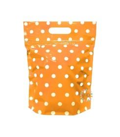 Bolsa con Cierre Hermético Naranja
