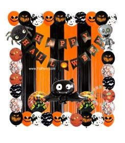 Set Completo de Halloween 37pzas