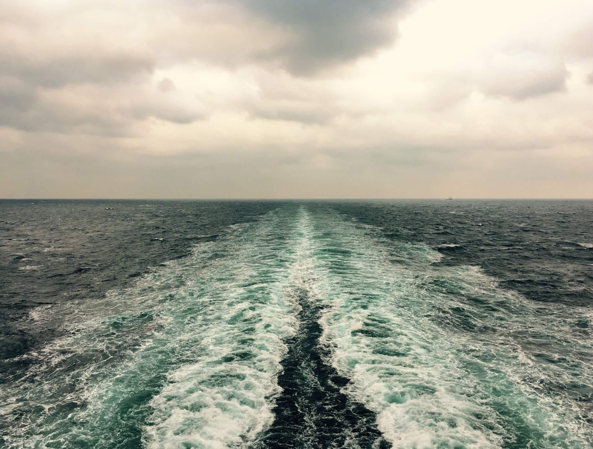Diese Woche auf hoher See