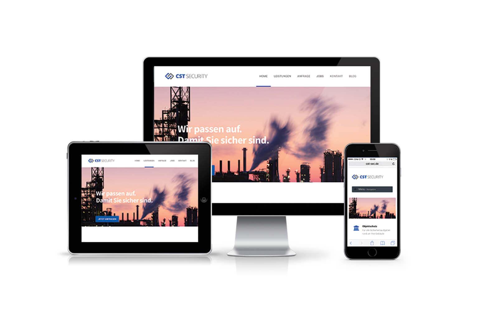 Mit Webdesign und Suchmaschinenoptimierung an die Spitze