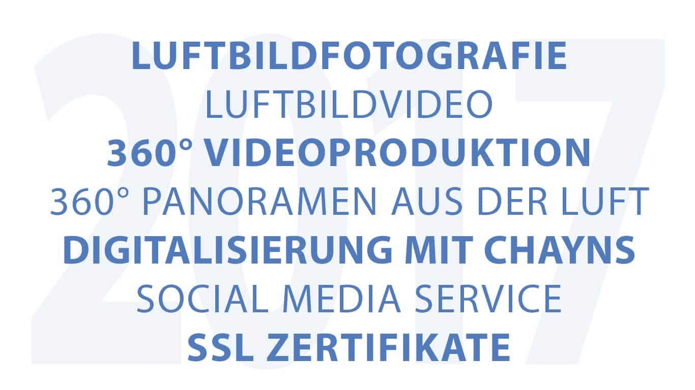 Unsere Marketing Trends 2017