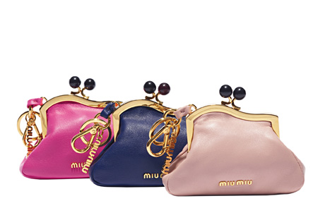 Miu Miu mini bags