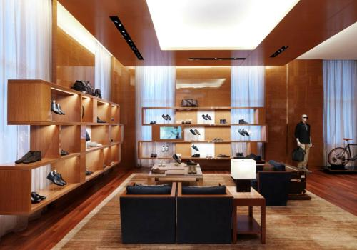 LOUIS VUITTON Sidney store