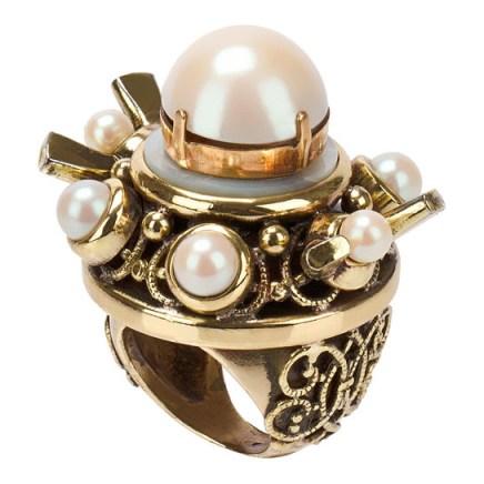 YSL ring
