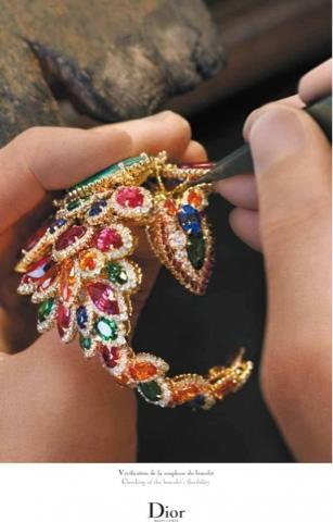 Dear Dior jewelry
