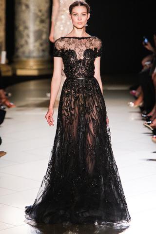 Elie Saab, Couture 2012