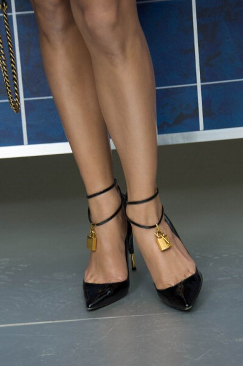 Padlock Pumps de Tom Ford