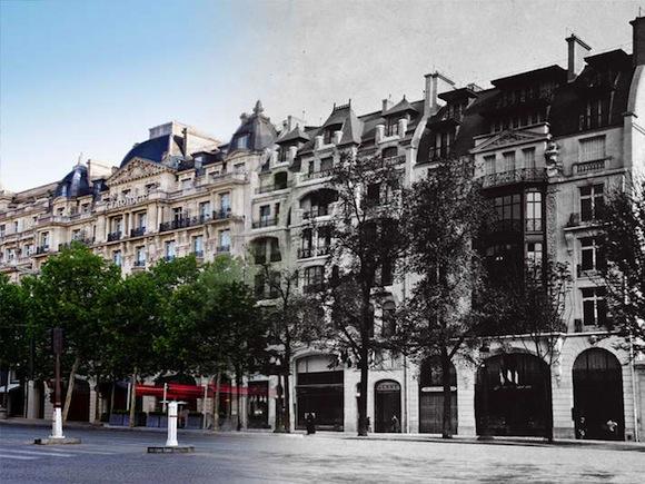 70 Avenue Champs Elysées, Paris