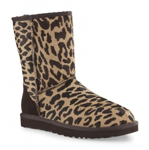 leopard Ugg