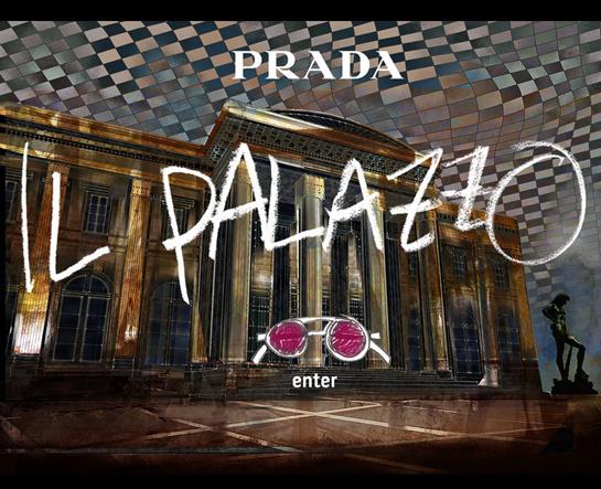 Il Palazzo, Prada
