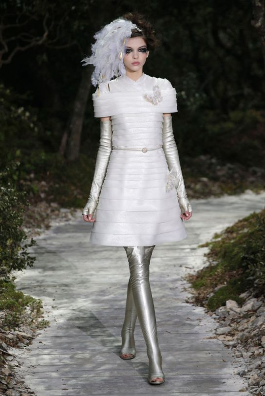 Chanel Couture SS 2013