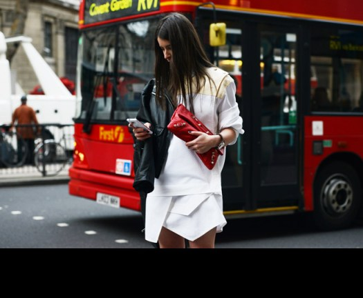 Street Style London Fashion Week Autum-Winter 2013-14