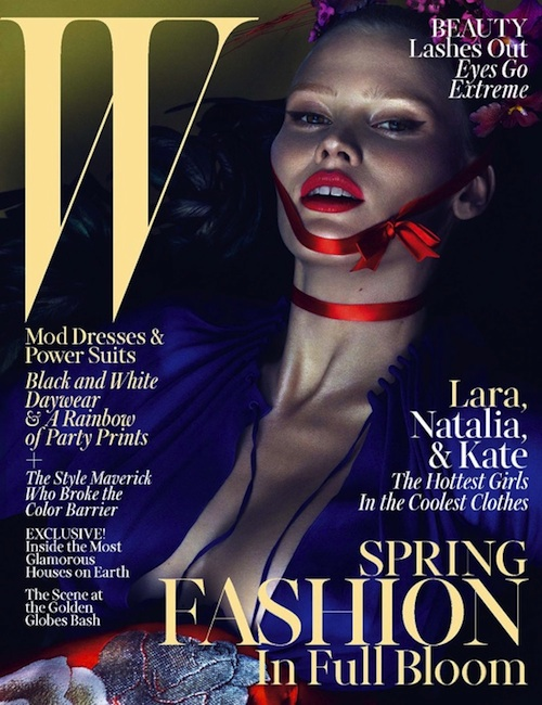 W-Magazine-March-2013-Covers-Natalia-Vodianova-Kate-Moss-Laura-Stone-03