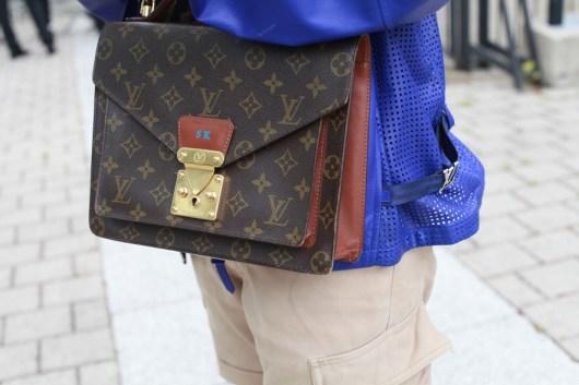 Street Style Paris Fashion Week Men SS 2014