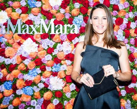 Jennifer Garner for Max Mara