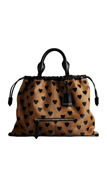 The Big Crush bag, Burberry Prorsum