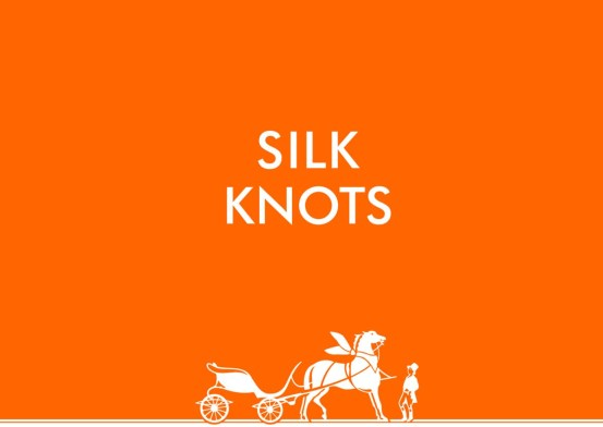 Pañuelos de Hermès, Silk Knots App