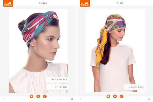 Silk Knots app