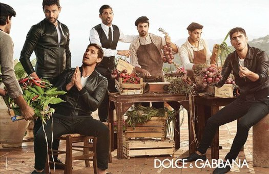 Dolce Gabbana SS 2014