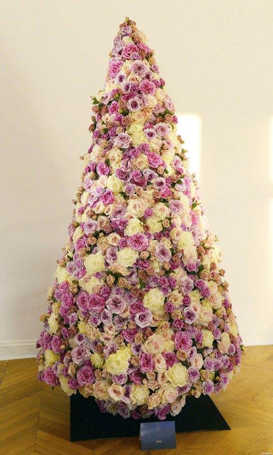 Dior árbol navideño 2013