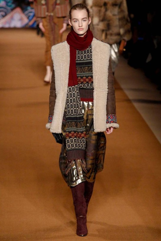 Etro Fall Winter 2014-15