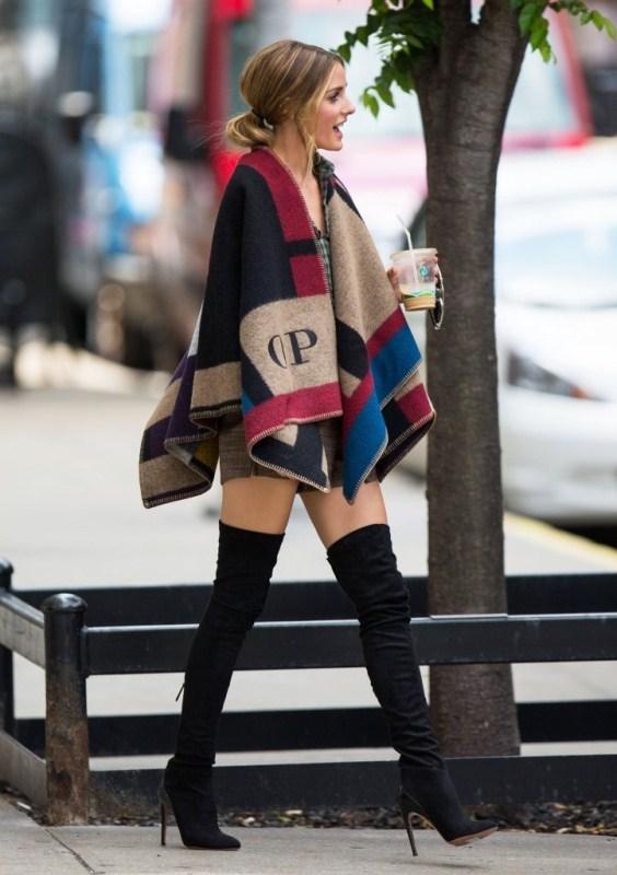 olivia-palermo-new-york-city-burberry-prorsum-cape-stuart-weitzman-boots-1