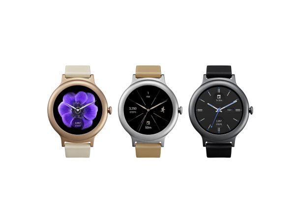 Smartwatches Lg Google
