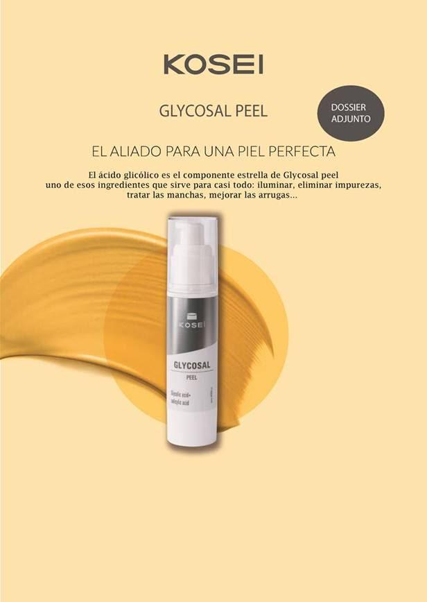 Glycosal Peel Kosei