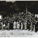 Una gita in pieno stile regime, degli anni '30