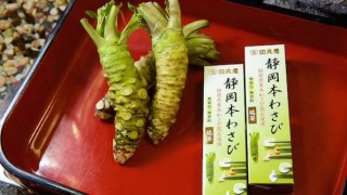 Must-buy Souvenirs; Wasabi Products of Spicy Zing