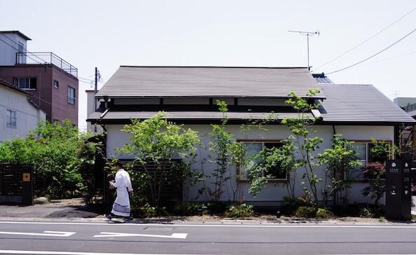 GOTEN TOMOE residence