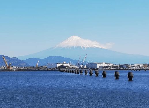 120th Anniversary of Port Of Shimizu