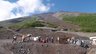 【Asset No.1-5 Of Mt.Fuji】The Easiest Way Up To The Summit Of Mt.Fuji!